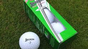 Srixon Soft Feel 3 Golf Ball Sleeve