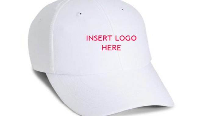 Srixon Custom Embroidered Logo Hat- (Front)