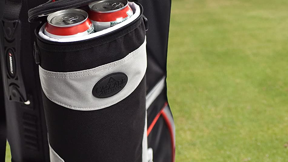 Sports 6-To-Go Beverage Cooler- Multiple Colors