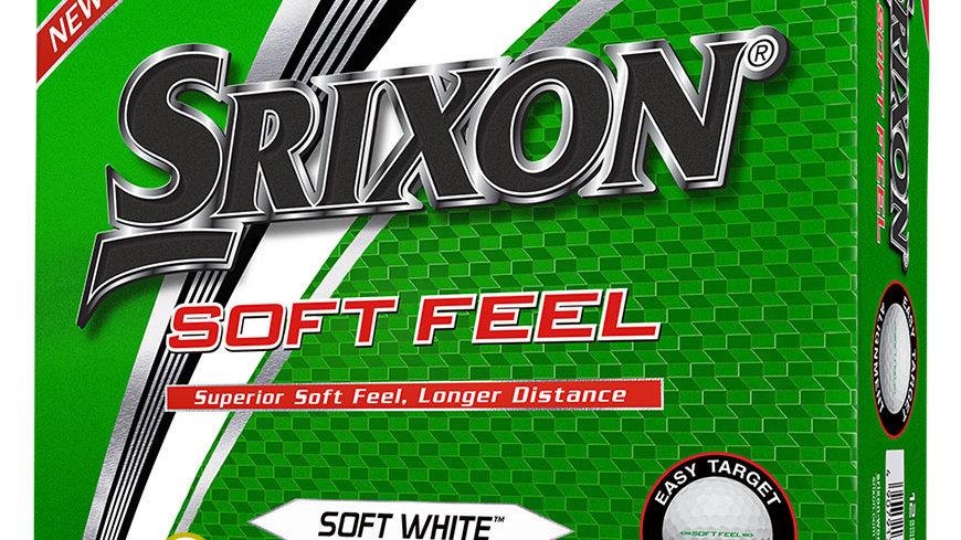 Srixon Soft Feel Golf Balls (1-Dozen)