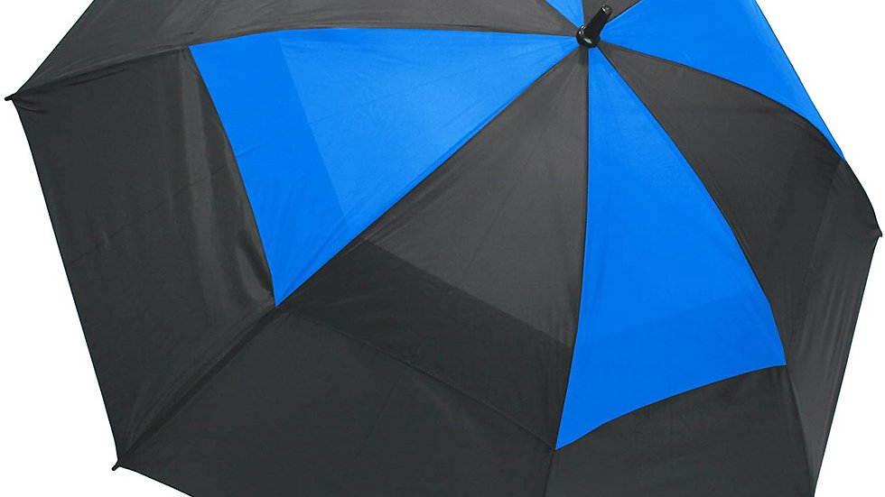 Wind Cheater Vented Double-Canopy Windproof Umbrella
