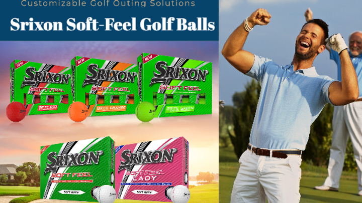 Buy Two Get One Free- Srixon Soft Feel Golf Balls