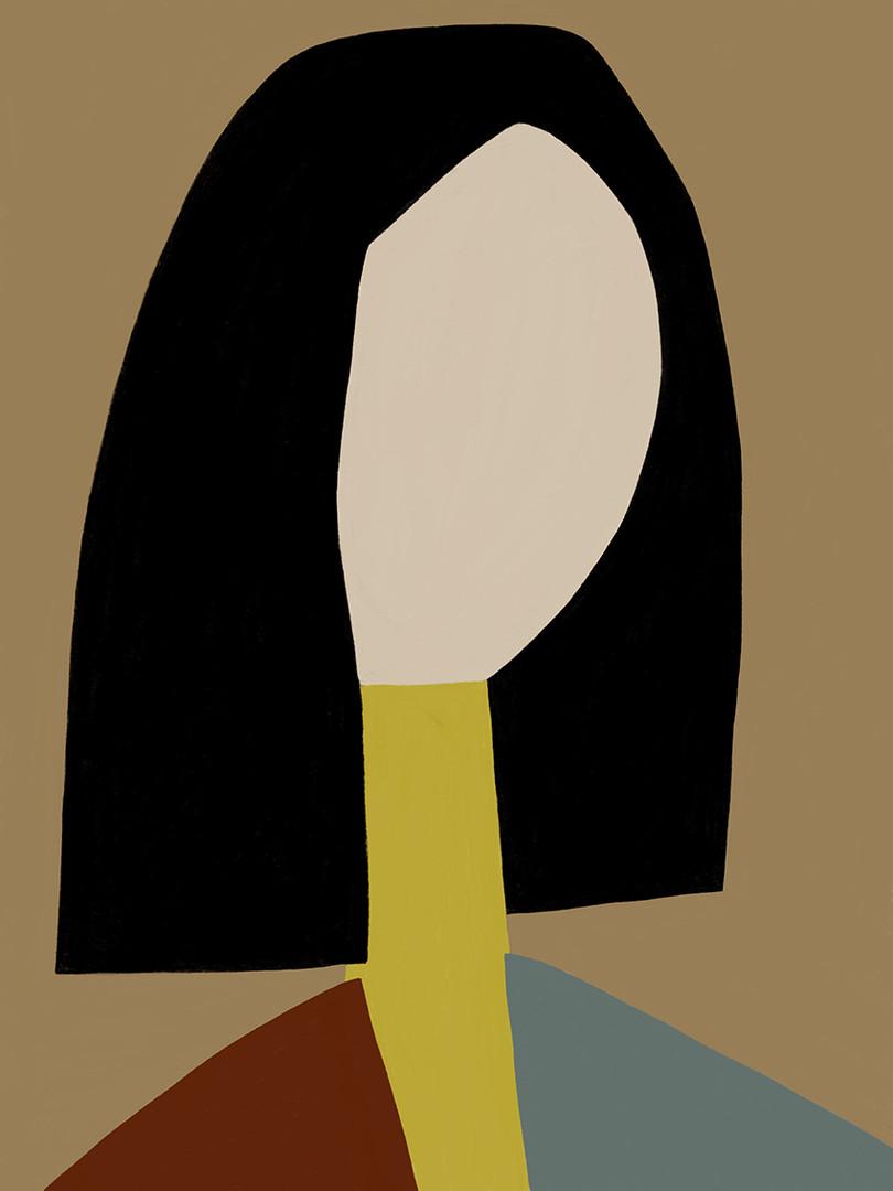 Первый портрет