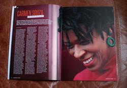 Jazzthetik Magazine Feature
