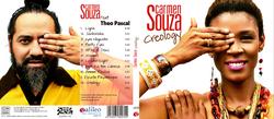 Carmen Souza CREOLOGY CD artwork