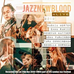 #jazznewbloodALIVE2019 COMPILATION
