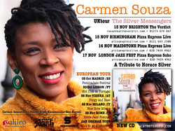 Oct 2019 Jazzwise & Songlines ad