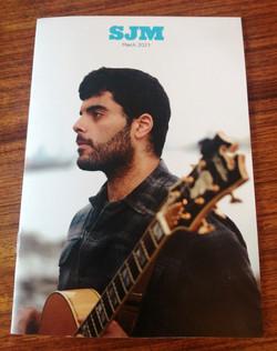 Sussex Jazz Magazine cover