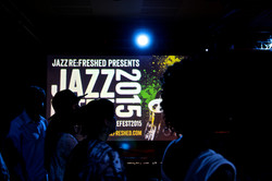 Jazzre:fest London2015
