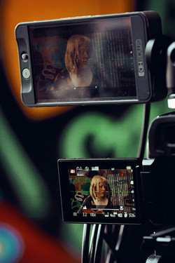 Rosie Frater T_Videoclip Shooting