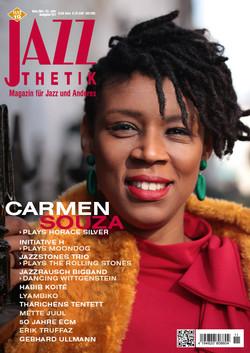 (DE) Jazzthetik Magazine cover