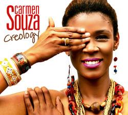 Carmen Souza CREOLOGY COVER