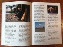 Sussex Jazz mag feature