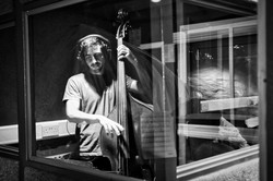 Sam Barnett studio session