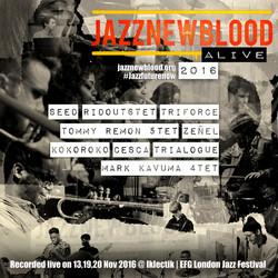 #jazznewbloodALIVE2016 COMPILATION