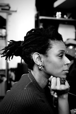 Carmen Souza / Video shoot
