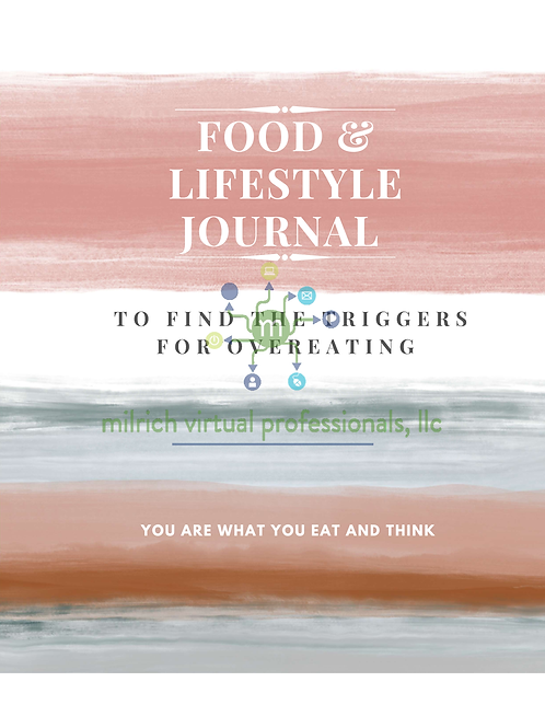 Food and Lifestyle Journal
