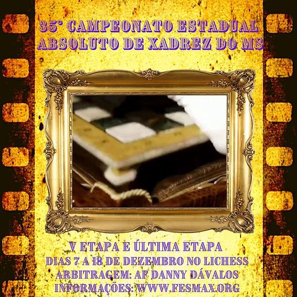 Cópia de Cópia de CAMPEONATO ESTADUAL AB