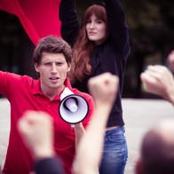 Протест Mega Phone