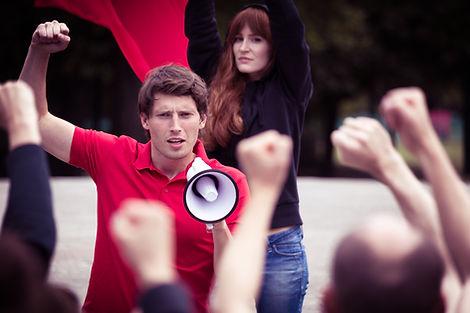 Protest Mega Phone