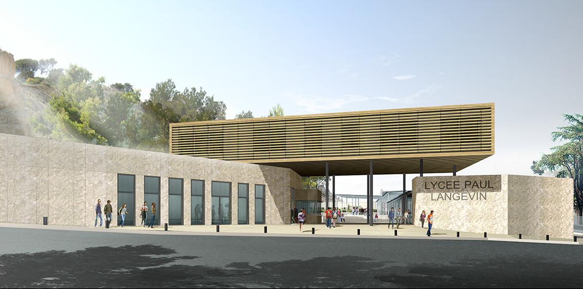 Lycée P. Langevin
