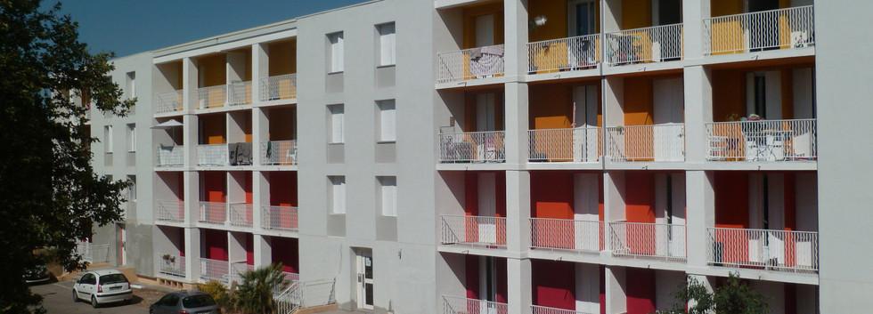 96 logements collectifs