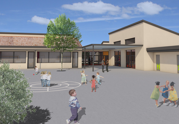 Groupe scolaire Garrigues Planes