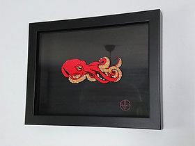 Octopus rouge