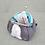 Thumbnail: Porte monnaie champignon blanc