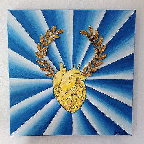 A coeur battant... la couronne de laurier
