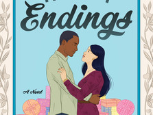 Cover Reveal: Happy Endings