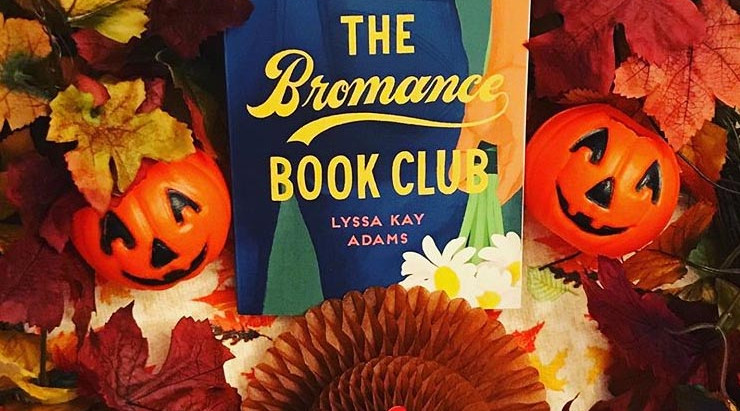 Happy birthday, Bromance Book Club!