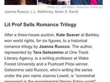 New Deal: Joanna Lowell