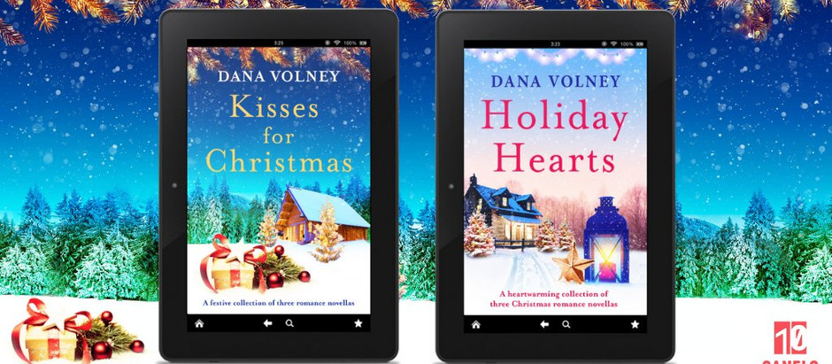 Cover Reveal: Holiday Anthologies