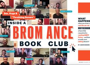 A real Bromance book club?