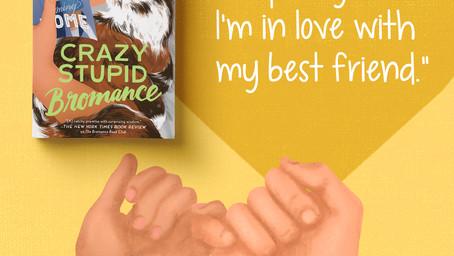 New Release: Crazy Stupid Bromance