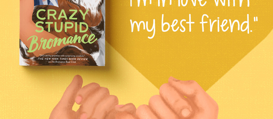 New Release: Crazy Stupid Bromance