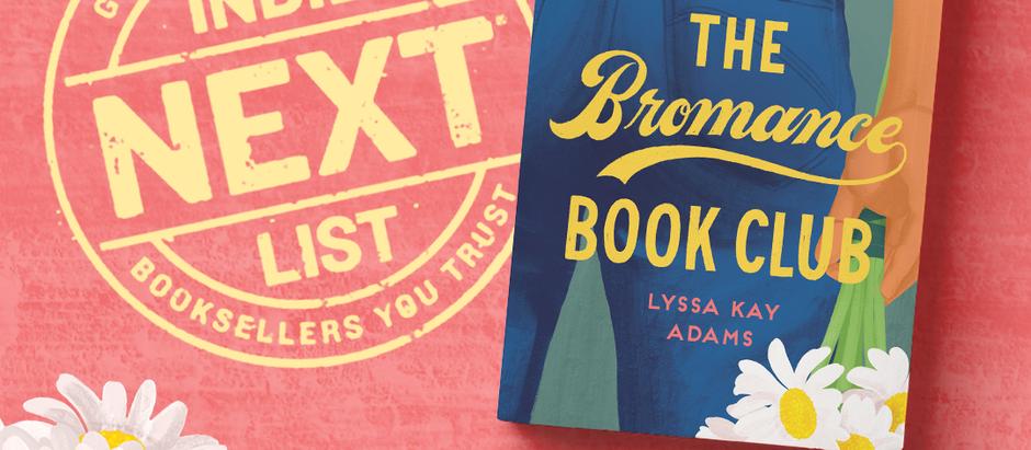 Indie Booksellers Go Bro