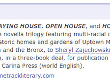 Open House links & Uptown audios