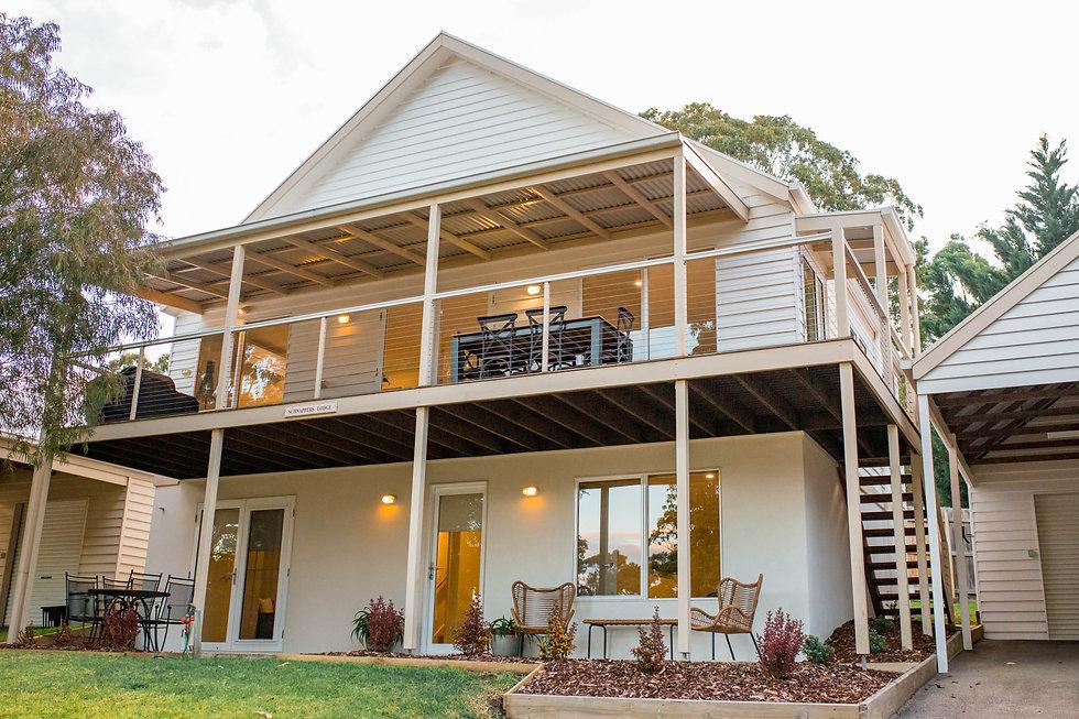 Spa Villa at McMillans of Metung Coastal Resort
