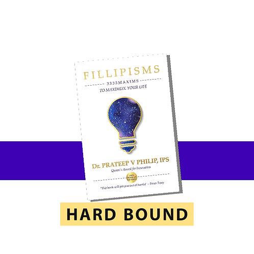 Fillipisms - Hard Bound Book