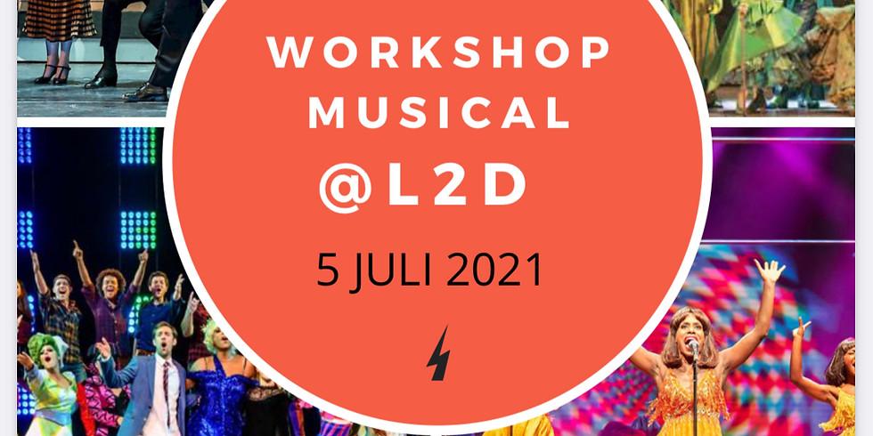 Workshopdag musical