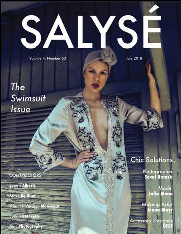 Volume 4: SALYSÉ Magazine   Vol 4 : No 63   July 2018