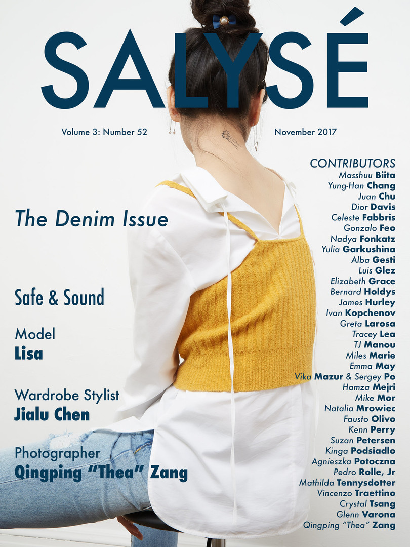 Salyse Magazine Vol3_No49_Nov17