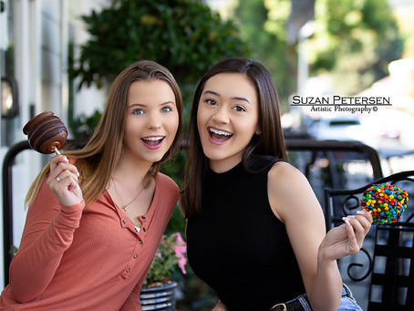 2019 Model Team are Sweet for Danville Chocolates