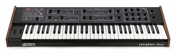Sequential Circuits Prophet-600