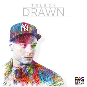 Telboy Drawn Big Mix Up Records Adobo Studios