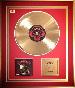 Gold Disc Pharrell Toni Toolz