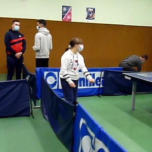Journée Tennis de table Saint-Etienne