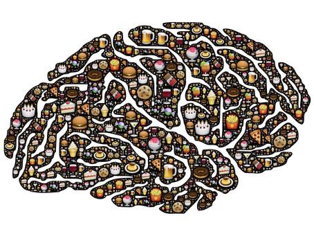 La nourriture au centre de vos pensées
